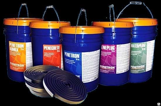 Пенетрон – лучший материал для гидроизоляции бетона