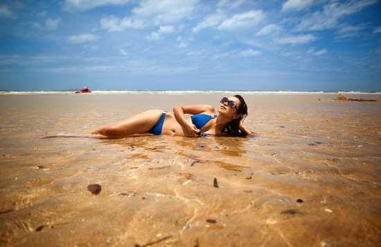 Особенности проведения пляжной фотосессии