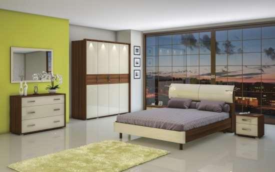 Гарнитуры для спальни и прочих помещений