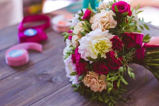 Шикарный букет цветов на 1го сентября с доставкой на дом