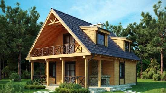 Где найти надежного застройщика деревянных домов?