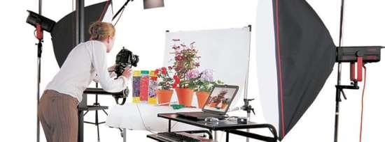 Тонкости проведения рекламной фотосъемки