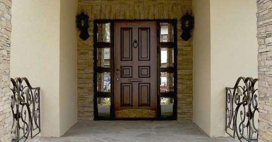 Как выбрать качественные входные двери для своего дома?