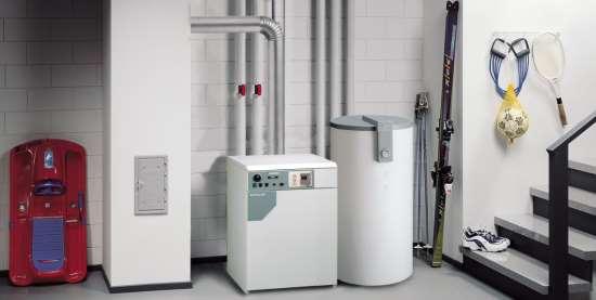 Напольный газовый котел – лучший выбор для частного дома