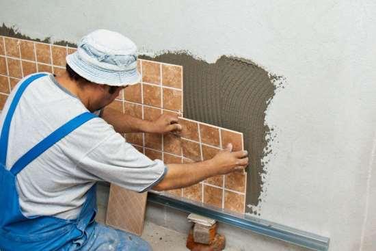 Тонкости выбора клея для керамической плитки