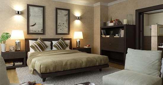 Тонкости выбора светильников для спальни