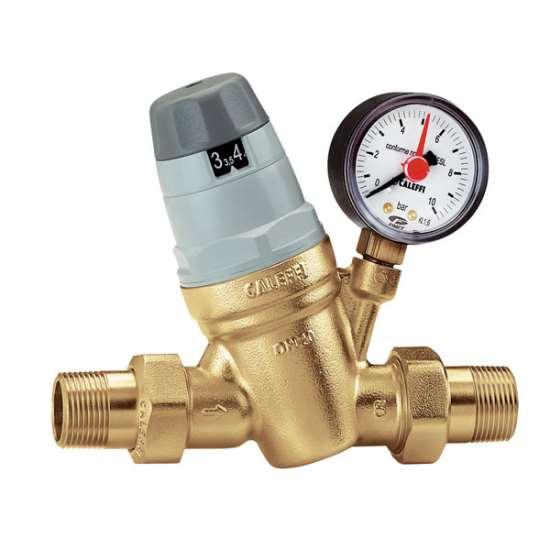 Как и для чего используются регуляторы давления воды?