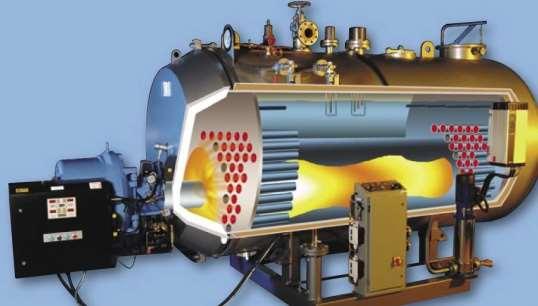 Для каких целей применяются промышленные парогенераторы