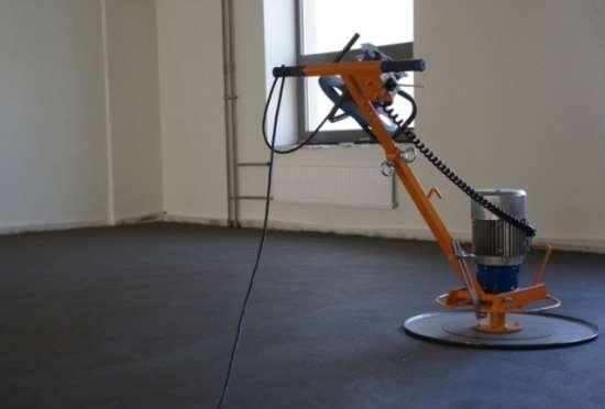 Механизированная стяжка пола – новый этап строительных технологий