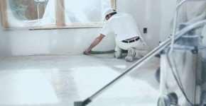 Как быстро убрать квартиру сразу после ремонта?