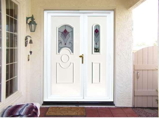 Оригинальные и функциональные двери для дома