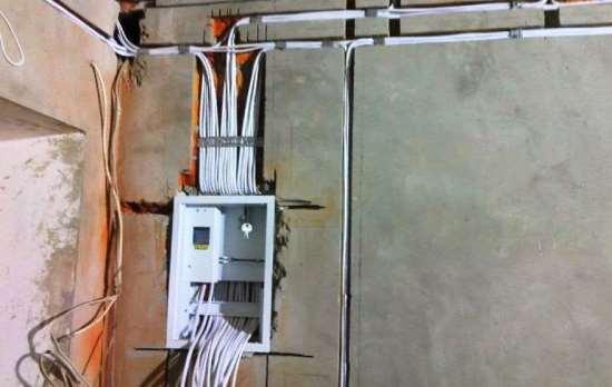 «АРТДЕНБУД» - монтаж электрики любой сложности