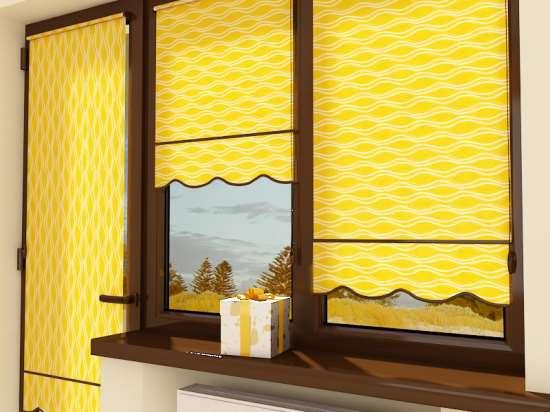 Советы по уходу за рулонными шторами на пластиковых окнах