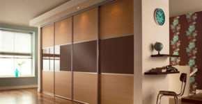 Шкафы купе – качество, удобство и визуальная привлекательность