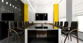Что нужно учитывать, приступая к отделке офиса?