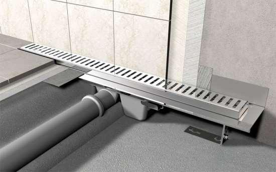 Делаем ванную комнату современной: трапы для душа и инсталляции AlcaPlast
