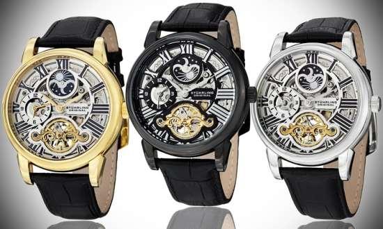 Stuhrling Original – стильные и надежные мужские часы
