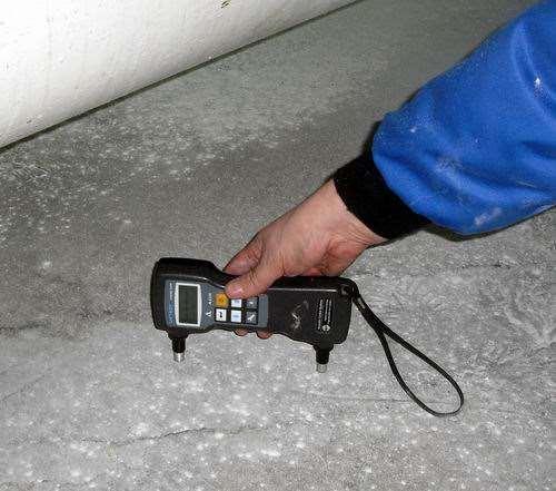 Особенности неразрушающего контроля бетона