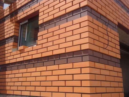 Облицовочный кирпич – красивая и долговечная отделка любого здания