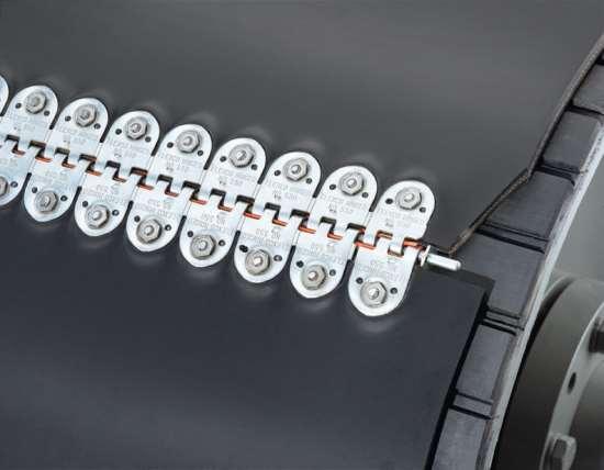 Механические замки для транспортерной ленты