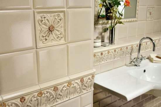 Распространенные виды керамической плитки