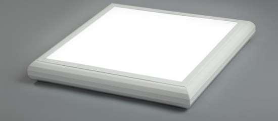 Светодиодные потолочные светильники – отличный способ украшения интерьера