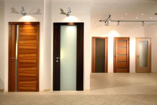 Какими могут быть межкомнатные двери