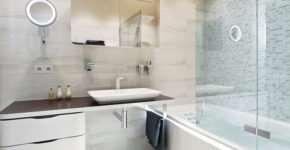 Почему стоит делать ремонт ванной под ключ