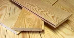 Вагонка из лиственницы – прочный, экологически чистый и долговечный материал