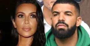 Ким Кардашьян устроила скандал с известным репером Дрейком