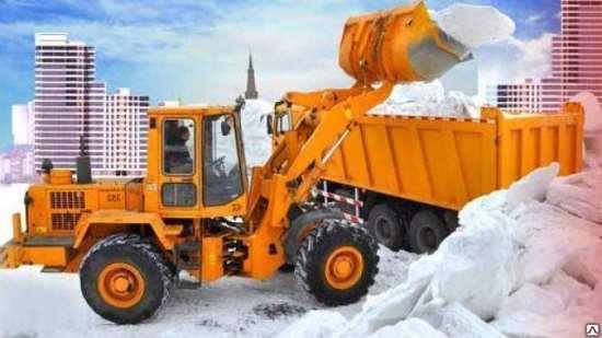Какие компании занимаются уборкой снега в Москве?