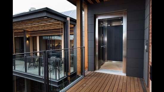 Коттеджный лифт Nova Elex – верный признак благосостояния и хорошего вкуса