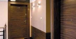 Входные двери с шумоизоляцией – надежная защита любого помещения