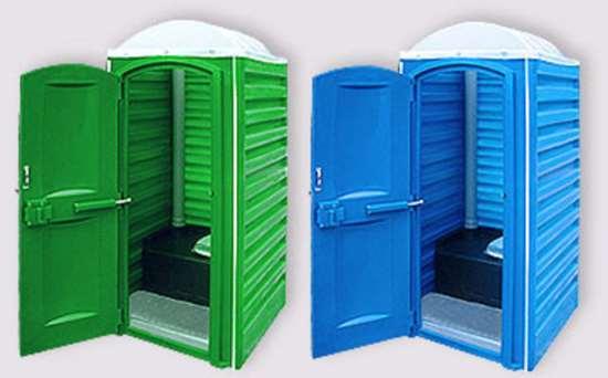 В каких случаях стоит арендовать туалетные кабины?
