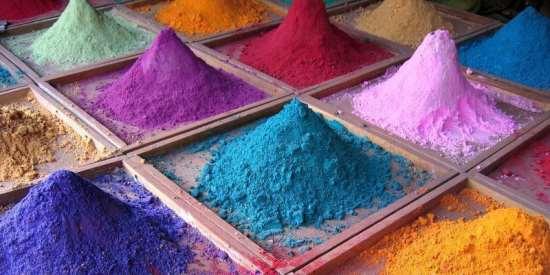 Для чего применяются суперконцентраты красителей для полимеров