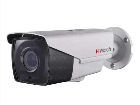Уличная камера DS-T206P с ИК-подсветкой – лучшее соотношение цены и качества