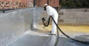 Гидроизоляция бетона – обязательный процесс строительства любого здания