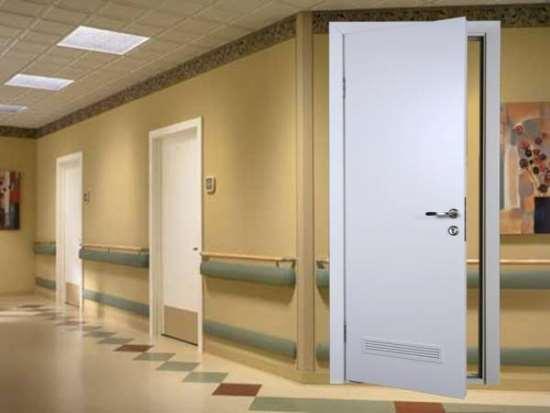 Главные требования, представляемые к медицинской двери