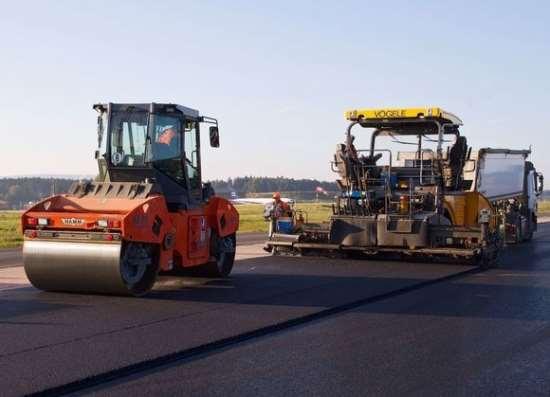 Асфальтирование дорог: методы и особенности
