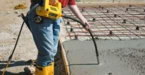 Приготовление бетона – советы профессионалов