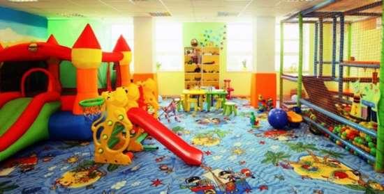 Детские игровые комнаты – безопасность и веселый отдых вашего малыша