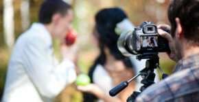 Чем свадебный видеограф отличается от видеооператора
