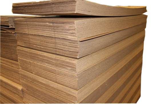 Картон листовой – популярнейший материал для выпуска упаковки