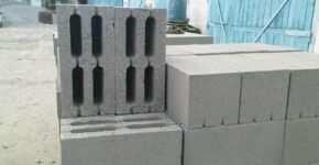 Пескоблоки – популярный и надежный строительный материал