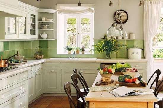 Кухня «прованс» - максимальный уют и комфорт