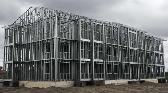 Технология ЛСТК-строительства – экономичность и высочайшая прочность зданий