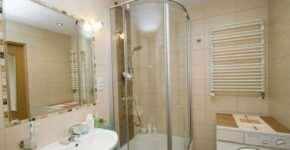 Три важнейших преимущества душевой кабины перед ванной