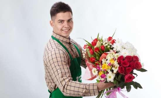 Scarlet Flower – оперативная доставка цветов в Гродно