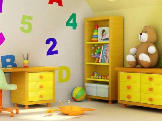 Оформляем интерьер детской комнаты, не допуская ошибок