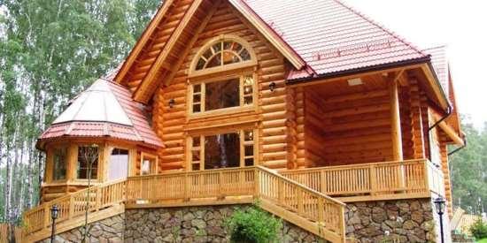 Строительство деревянного дома – какой брус подойдет лучше всего